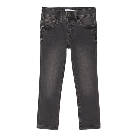 NAME IT JEANS BLACK DENIM X-SLIM FIT