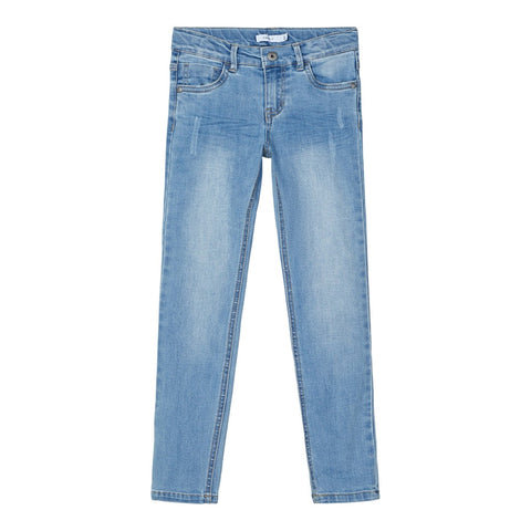 NAME IT JEANS LIGHT BLUE DENIM X-SLIM FIT