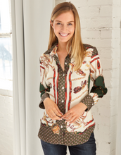 Load image into Gallery viewer, Equestrian Blouse