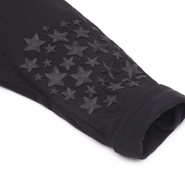 Black Grip N Go Harem Pants - Bamboo