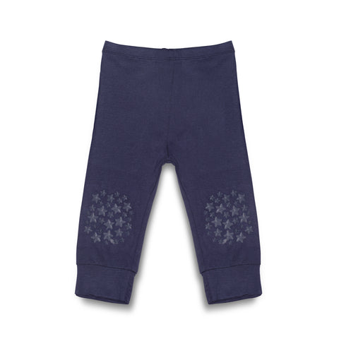 Indigo Grip N' Go Leggings - Bamboo