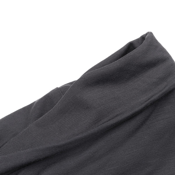 Charcoal Grip N' Go Harem Pants - Bamboo