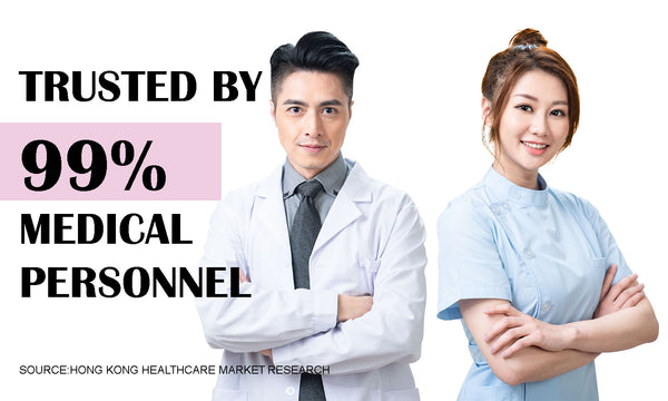 Trusted by 99% medical personnel - Protillagen-Ex