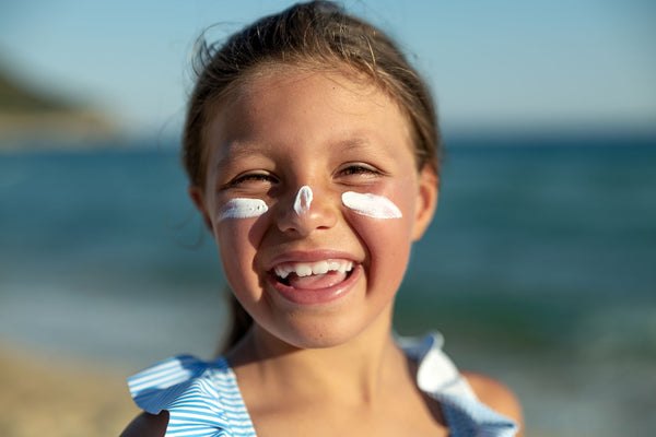 Mineral sunscreen vs. chemical sunscreen
