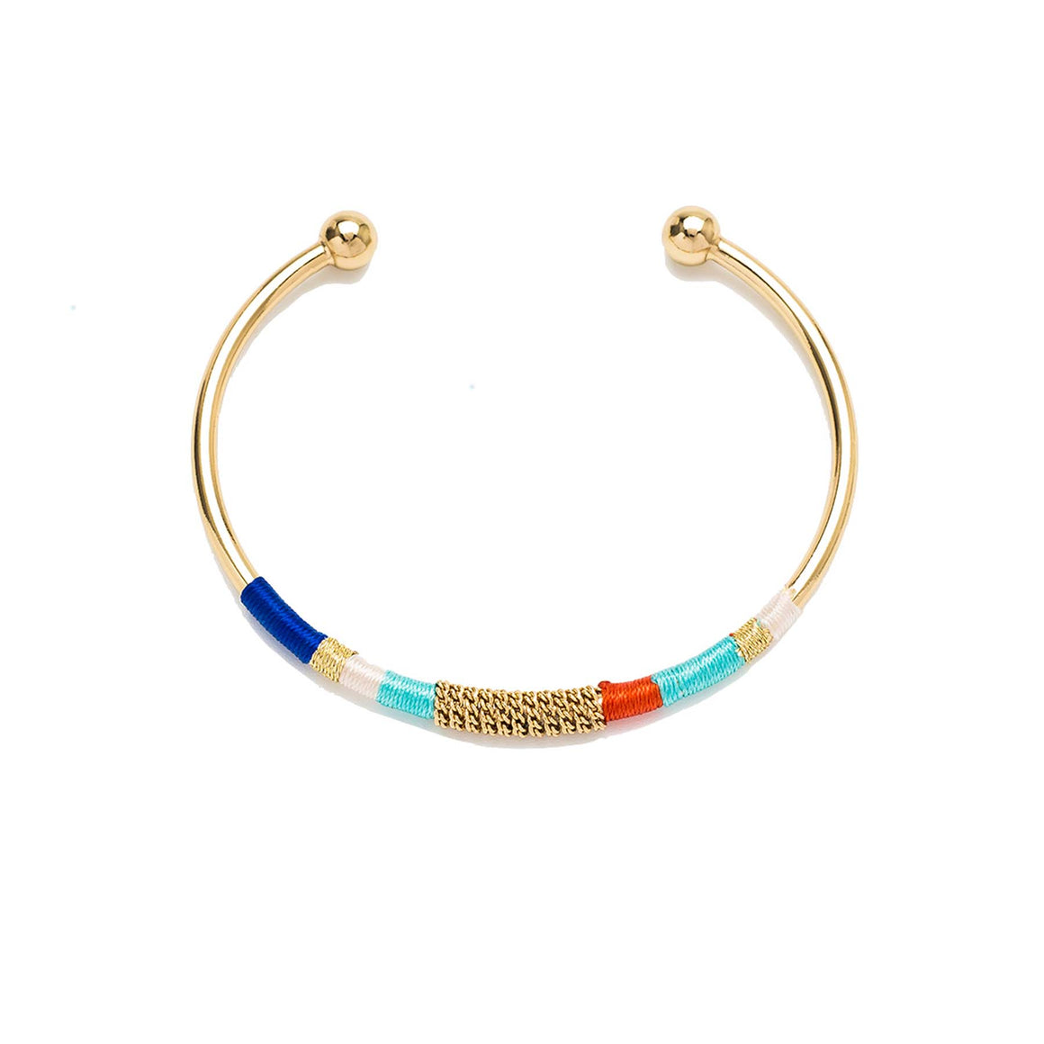 summer bangle - gold