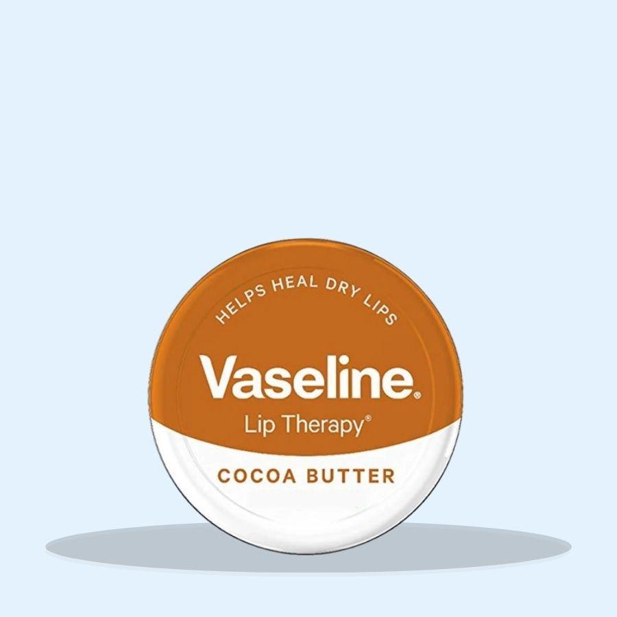 Vaseline Lip Therapy Cocoa Butter 20g (Pack of 12 x 20g)