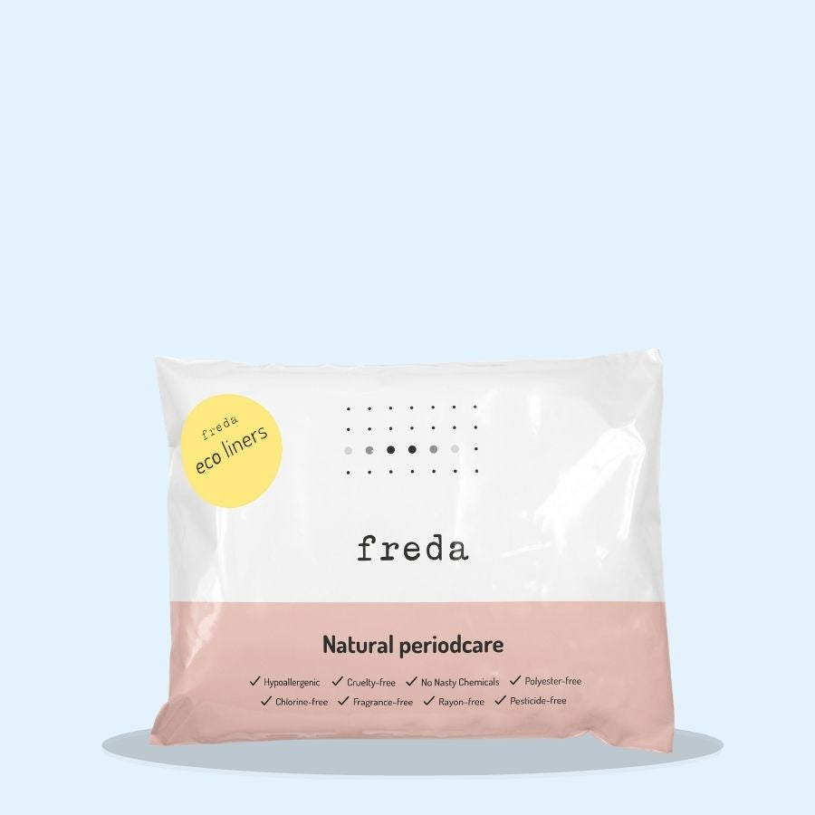 Freda Pantyliners 40s (Pack of 1 x 40s)