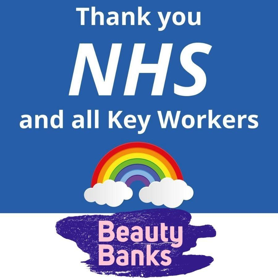 NHS THANK YOU Beauty Banks Bundle £7
