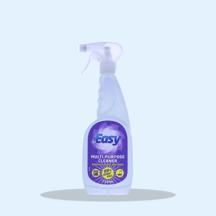 Easy Multi Purpose Cleaning Spray 750ml (Pack of 6 x 750ml)