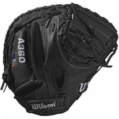 "Wilson A360 32.5"" Youth Catcher Glove"