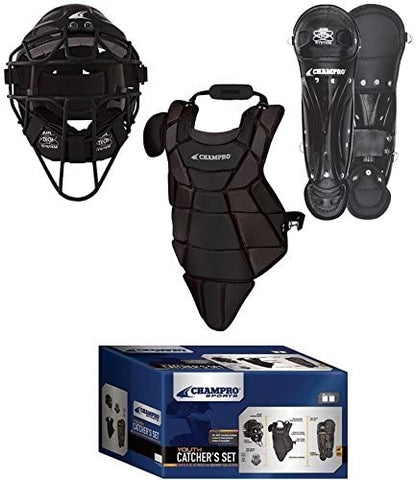Champro Helmax Catcher Set