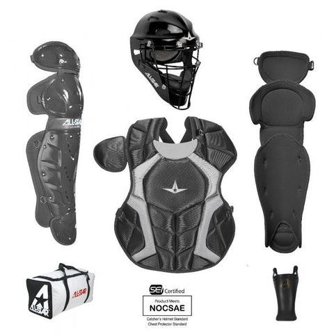 All Star Player Series Catchers Set (12-16 years)
