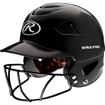 Rawlings CoolFlo T- Ball Helmet w/ Face Mask