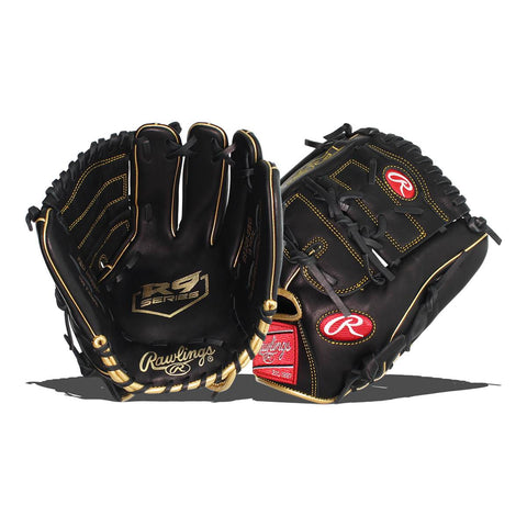 "Rawlings R9 12"" Baseball Glove-RHT"
