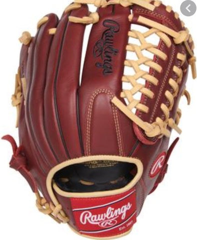 "Rawlings Sandlot 11.75"" MTS Glove-RHT"
