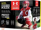 Underarmour Victory PTH Catcher set- small (7-9 years )