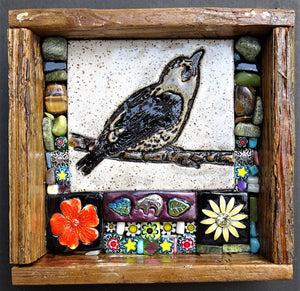 Bird Mini Mosaic