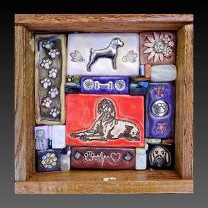 Sporting Dog Mini Mosaic