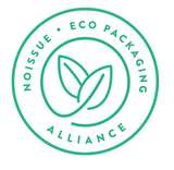 Eco + packaging + sustainable + Noissue