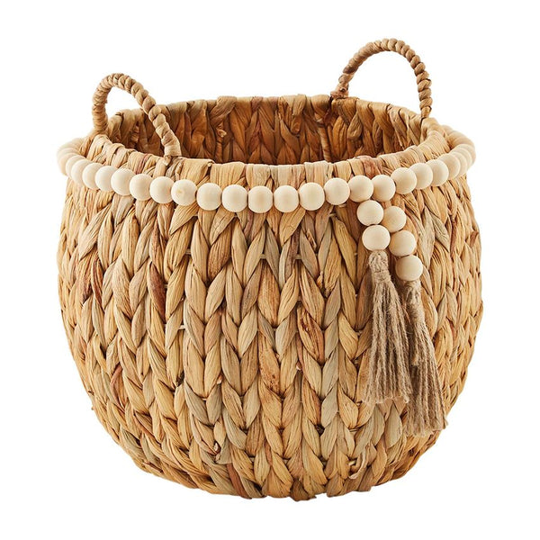 Water Hyacinth Basket Large