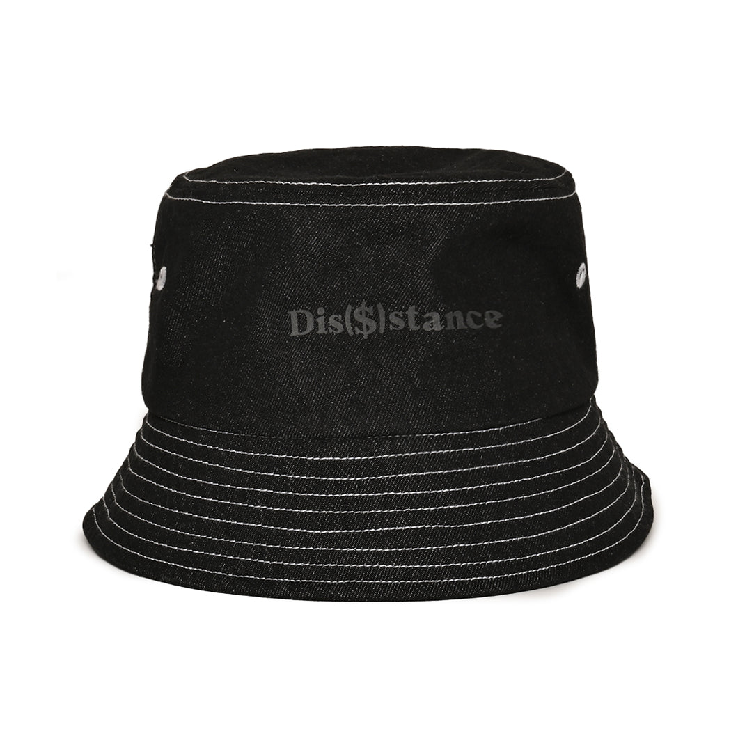 REFRECT DISS DENIM BUCKET HAT