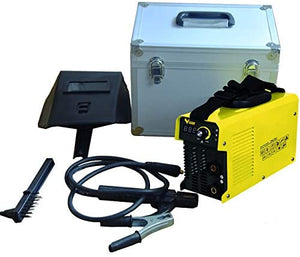 Saldatrice Inverter in Kit valigia 125A Vigor