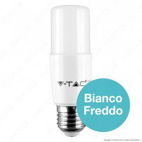 Lampada led t37 VT-237 8w=50w (6400k cool white)
