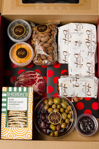 64 Wine Gourmet Food Box - 64 Wine