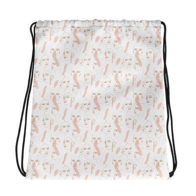 Linely Drawstring bag