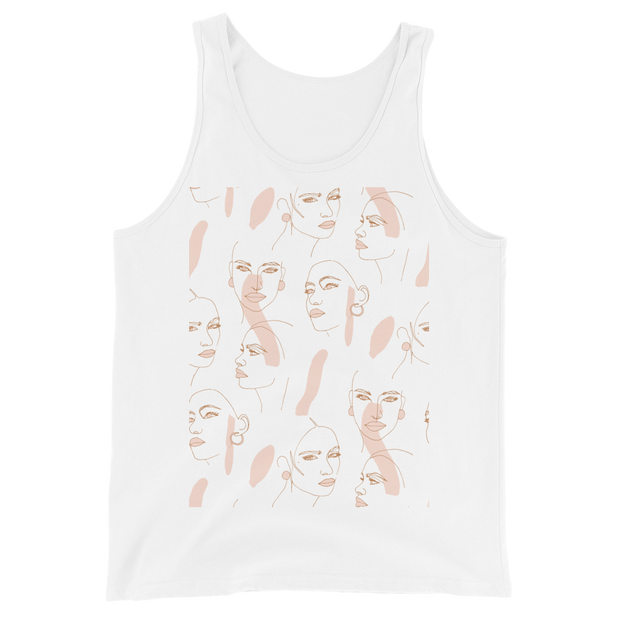 Linely Unisex Tank Top