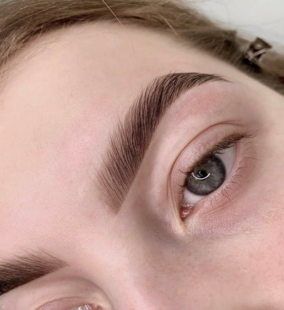 Bronsun: The Henna Brow Effect At Home