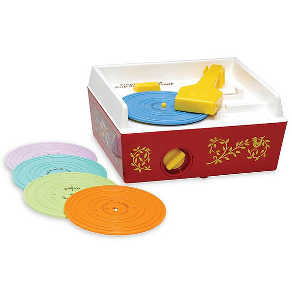 Fisher-Price Music Box Record Player