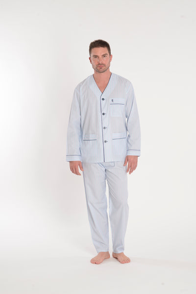 Types of Neck Pajamas and Men's T-shirts