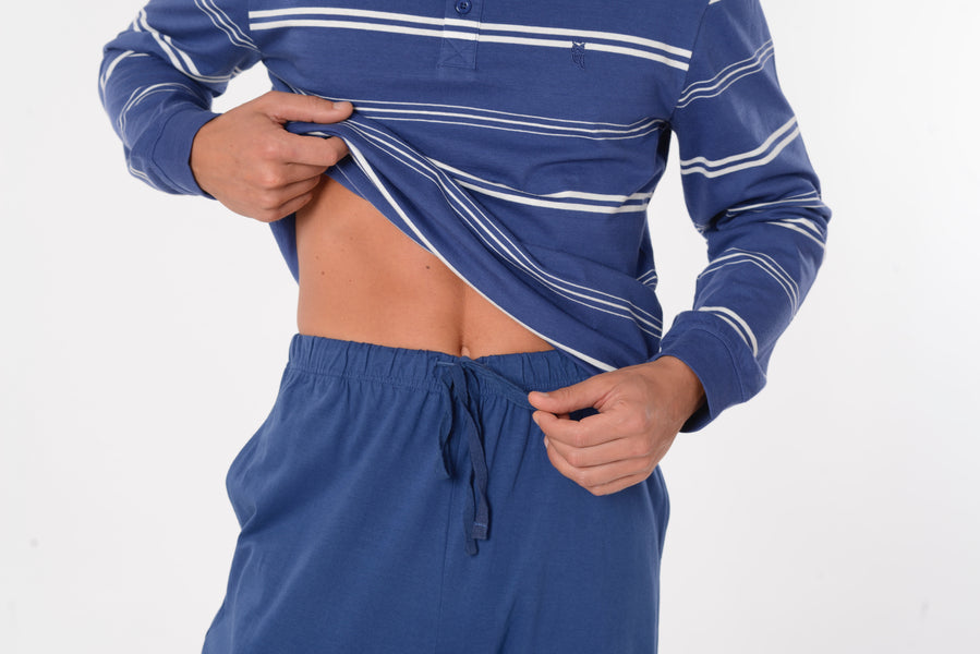 How to Care for Men's Pajamas, Fabric Boxers and other garments