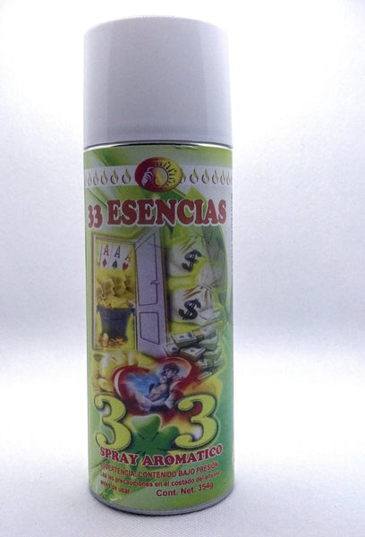 33 Essences  ( 33 Esencias )   Spray