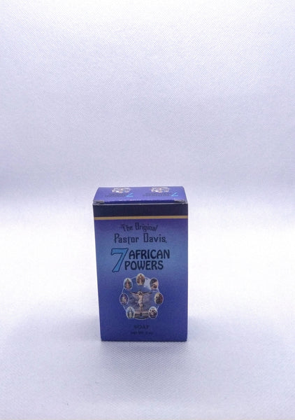 7 African Powers  ( 7 Potencias Africanas )   Soap