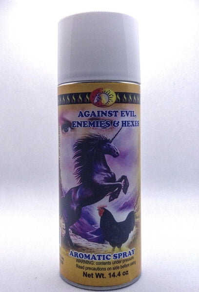 Against Evil  ( Contra Maleficio )   Spray