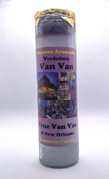 Van Van Prepared Candle