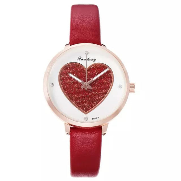 CEAS HEART TIMES RED