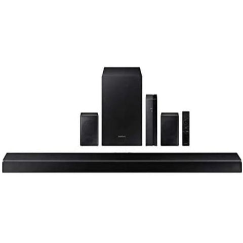 "Samsung 38.6"" 7.1 Channel Home Theater Sound System with Wireless Subwoofer and Rear Speakers"