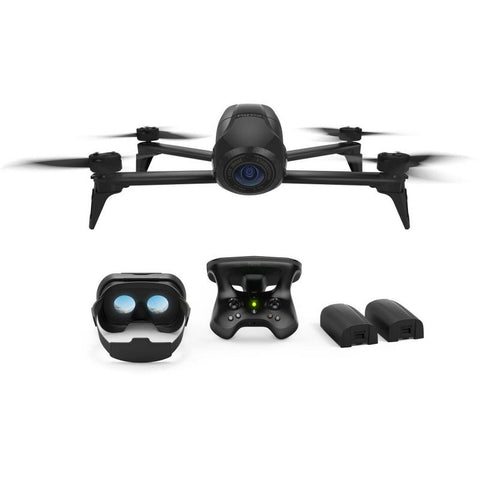 Parrot Bebop 2 Power Drone Kit with Cockpit Glasses 2 and SkyController 2