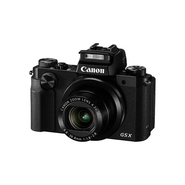"Canon PowerShot G5 X Digital Camera with 1"" Sensor and Built-in viewfinder"