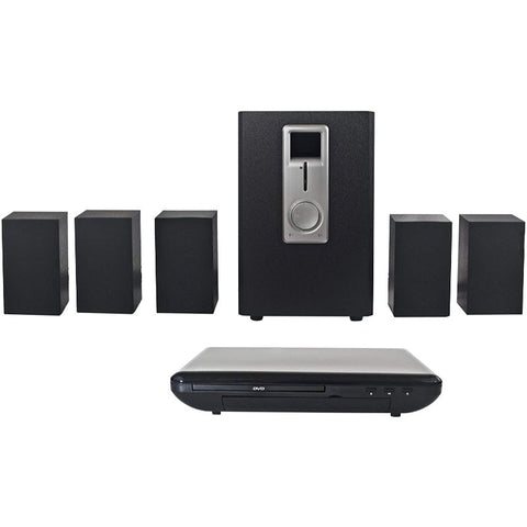 Magnavox Home Theater 5.1 Channel Audio Output System with DVD Player