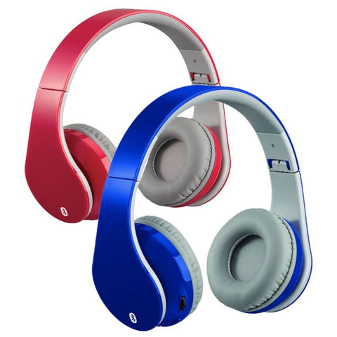 SoundAura Wireless Bluetooth On-Ear Headphones