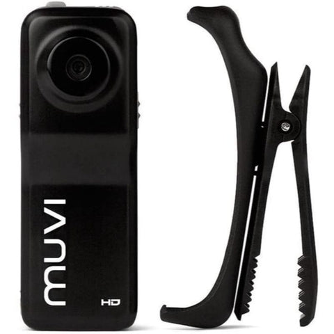 Veho Muvi HD10X Micro Camcorder - HD Handsfree  Body Worn  Action Camera