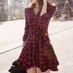 #733 Long Sleeve Dress