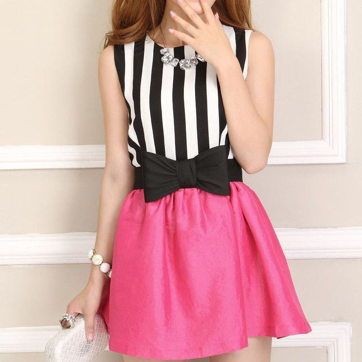 #242  Stripe Dress