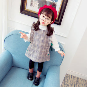 #1551 Kid-Shirt Best Trousers 3-piece Set