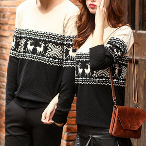 #913 College Style Sweater Matching Outfit