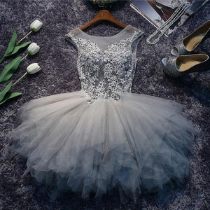 #1357 See Through Dress